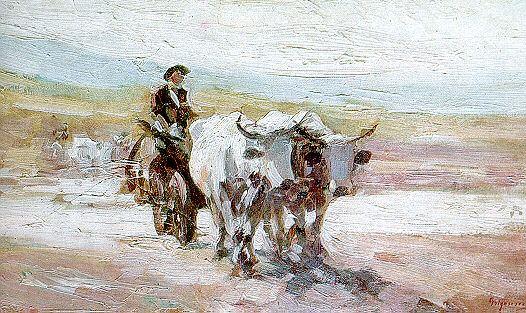 Nicolae_Grigorescu_-_Car_cu_boi