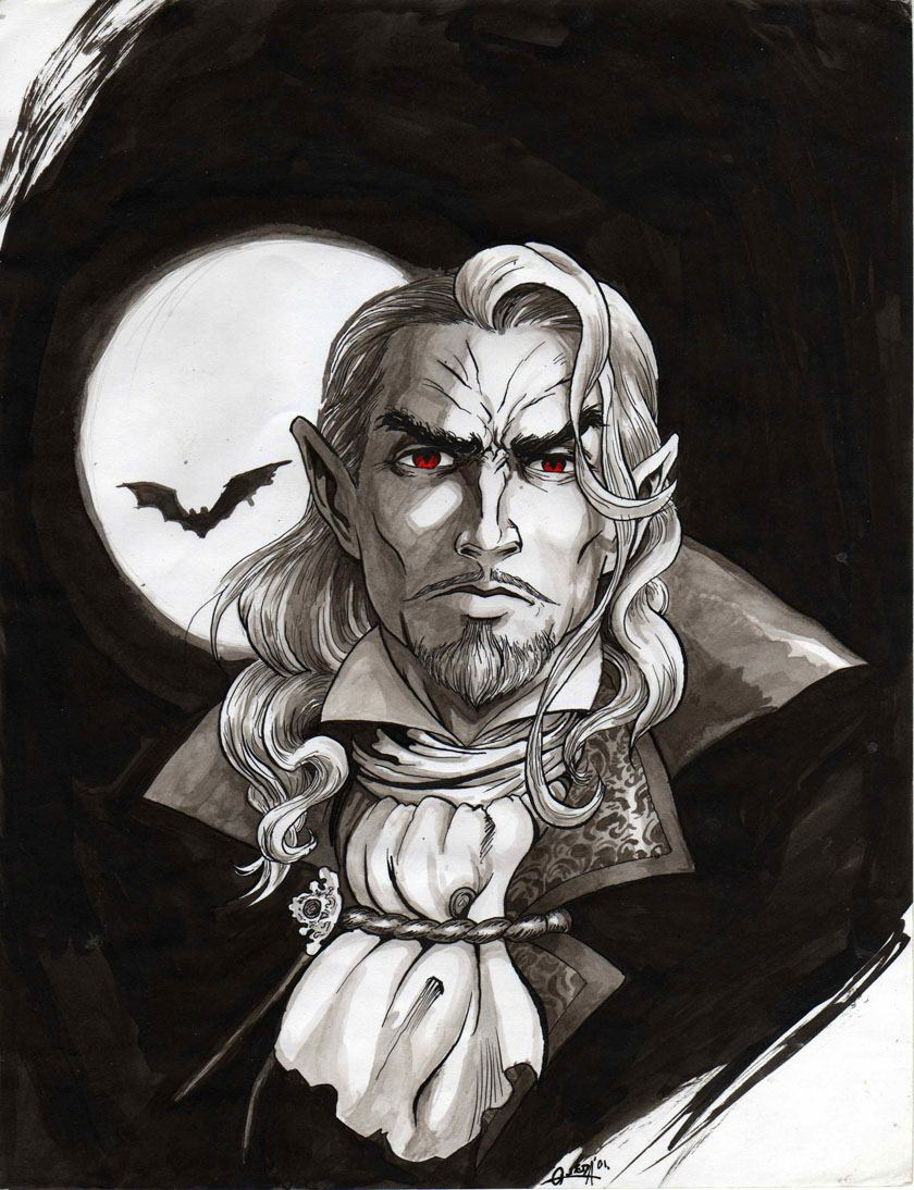 Symphony_of_the_Night_Dracula_by_mistermoster