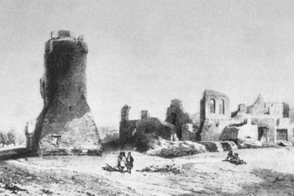 FOTO ARHIVĂ: Turnul Chindiei - Istoria fascinantă a simbolului Târgoviştei!