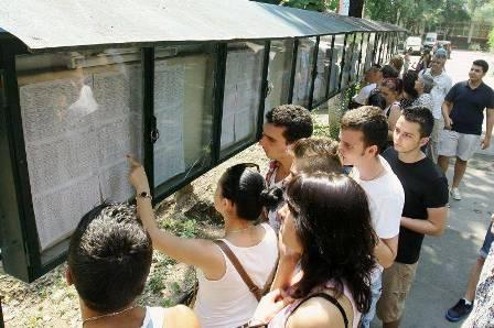 Inspectoratul Școlar Județean Dâmbovița anunță începerea examenului național de Bacalaureat, sesiunea august-septembrie 2019