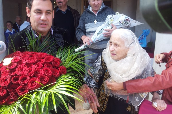 NEWS ALERT! A murit mama lui Ion Dolănescu
