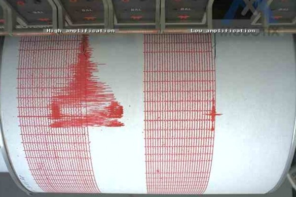 Cutremur cu magnitudinea de 5.5 grade! S-a simţit şi la Târgovişte