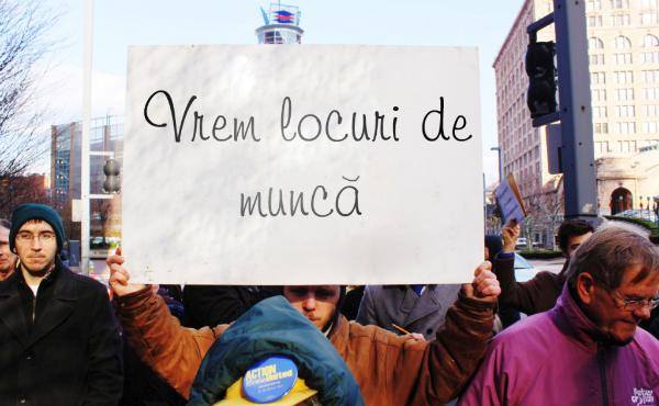 DÂMBOVIȚA: Șomajul a crescut, ușor, în luna octombrie