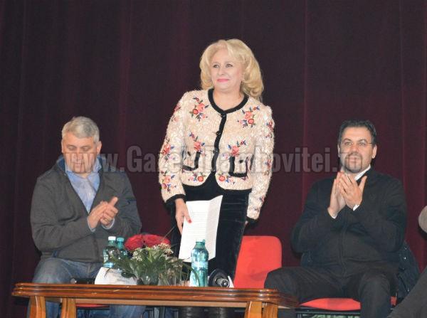 Premierul Viorica Dăncilă vizitează, astăzi, mai multe fabrici din județul Dâmbovița