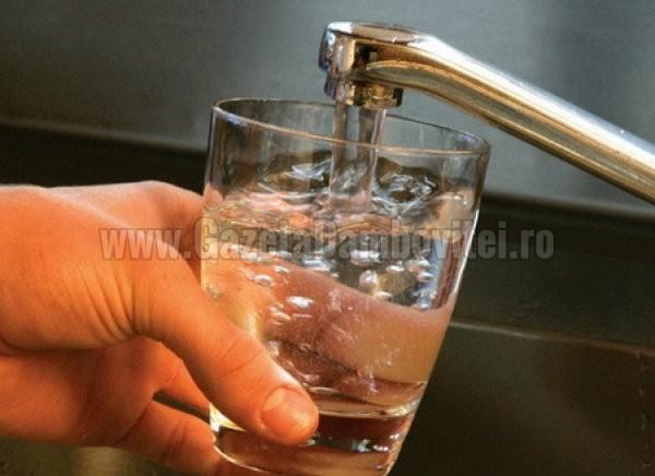 Mâncăm sănătos, trăim sănătos! Consumul de apă