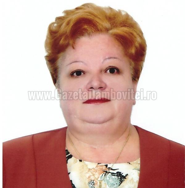 DOAMNE DE EXCEPŢIE: Maria Cristea, un profesor târgoviştean pentru Europa