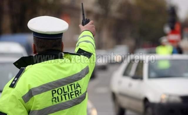 ULMI: Un bărbat ce conducea fără permis a fost prins de polițiști