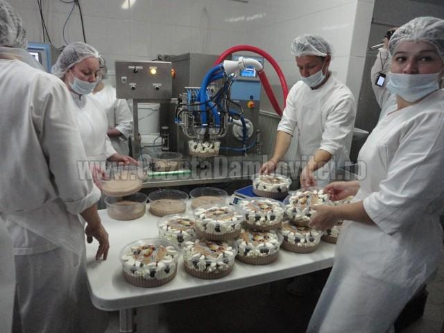Vrei să te angajezi? Fabrica de înghețată CICOM caută personal!