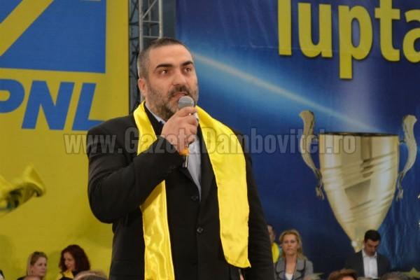 Mihail Volintiru (PNL), implicat într-un proiect politic la Dâmbovița?