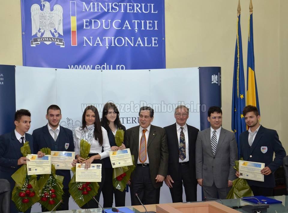 Premiu Minister My European Dream