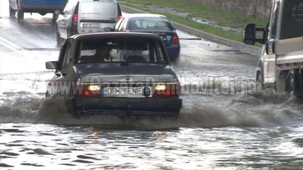 inundatii pasaj romlux targoviste (3)