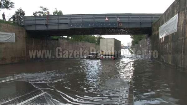 inundatii pasaj romlux targoviste (7)