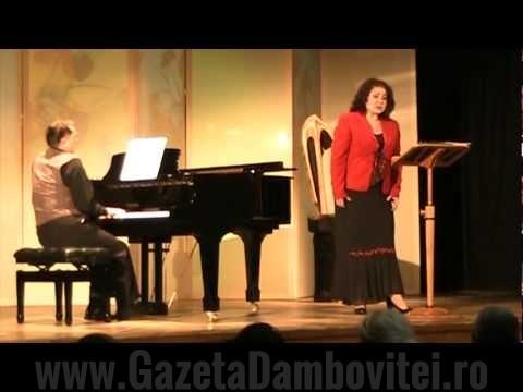 """ARTIST TÂRGOVIȘTEAN – Heliana Drăgușin: """"Muzica genera în ființa mea o stare paradoxală, dar și un sprijin nepereche…"""""""