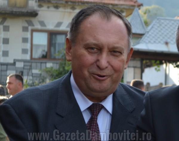 Radu Popa, mesaj la trei ani de la trecerea în nefiiință a fostului lider PSD Dâmbovița, Ion Stan