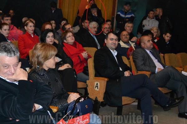 Preot târgoviștean, în campanie electorală pentru Victor Ponta!