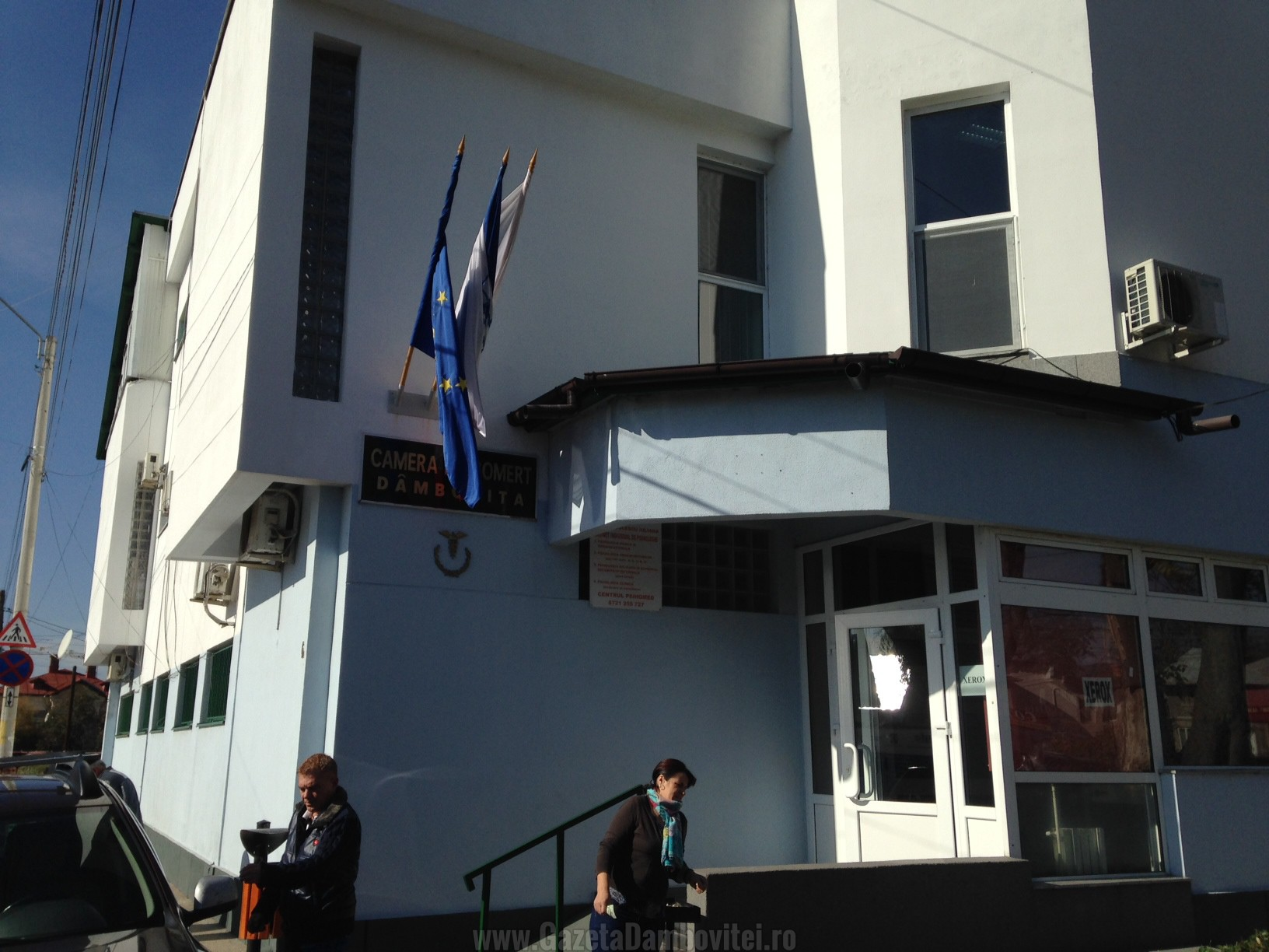Calcan propune ca Registrul Comerțului să se mute înapoi în clădirea Camerei de Comerţ. Registrul stă cu chirie, iar Camera este jumătate goală