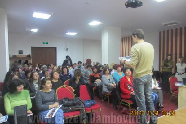 Europe Direct Târgoviște face educație cu și prin film, pentru tineri