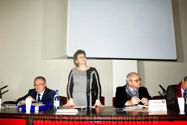 Conferință științifică internațională la Târgoviște, în weekend-ul ce s-a încheiat
