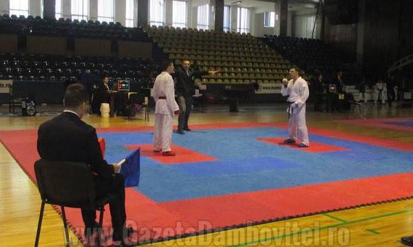 Premieră: Târgoviştea a organizat Campionatul Naţional de Karate Shito Ryu Traditional şi Kobudo
