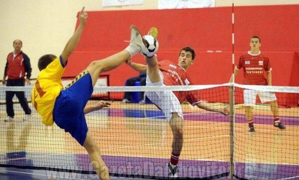 Târgoviştea, aur la Campionatul Naţional de Fotbal Tenis
