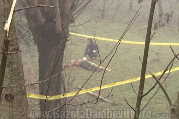 GALERIE FOTO - Bătrână ucisă de un câine! Femeia a fost muşcată de cap