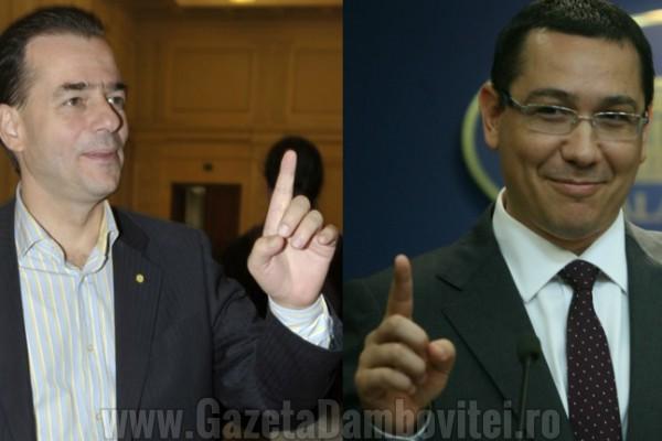 Orban cere arestarea lui Ponta! Ponta îi răspunde cu un citat din Blaga. Vasile Blaga!