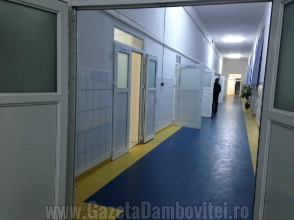 spital dealu mare