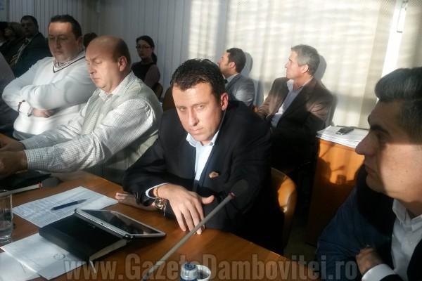 CJD: Adrian Dumitru, vicepreședinte, în locul lui Ion Marinescu