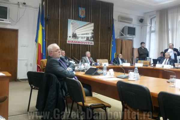 CJD: Marin Antonescu,  vice în locul lui Gabriel Grozavu!