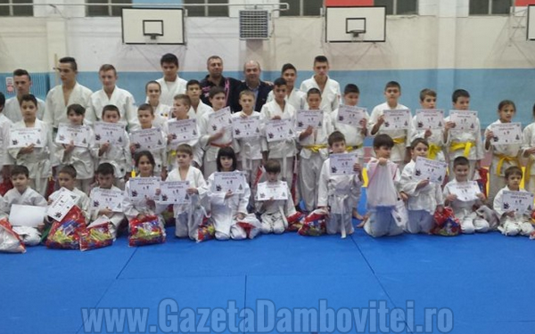Iată câștigătorii Cupei Moș Crăciun la judo