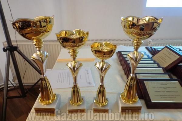 FOTO - Astăzi a avut loc Gala Sportului Dâmbovițean. Vezi cine sunt câștigătorii!