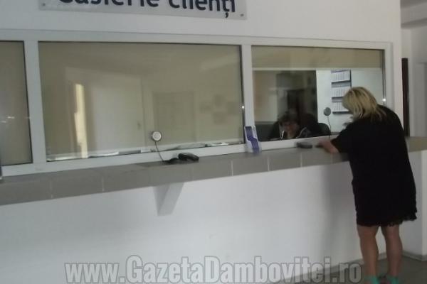 DAS Târgoviște scoate la concurs un post de casier în cadrul Direcției Economice