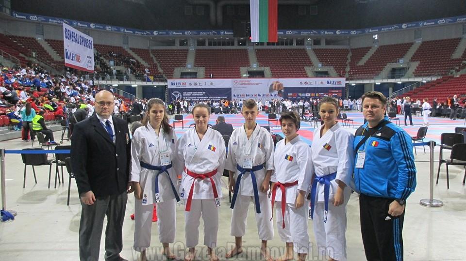 cs targoviste campionatul balcanic