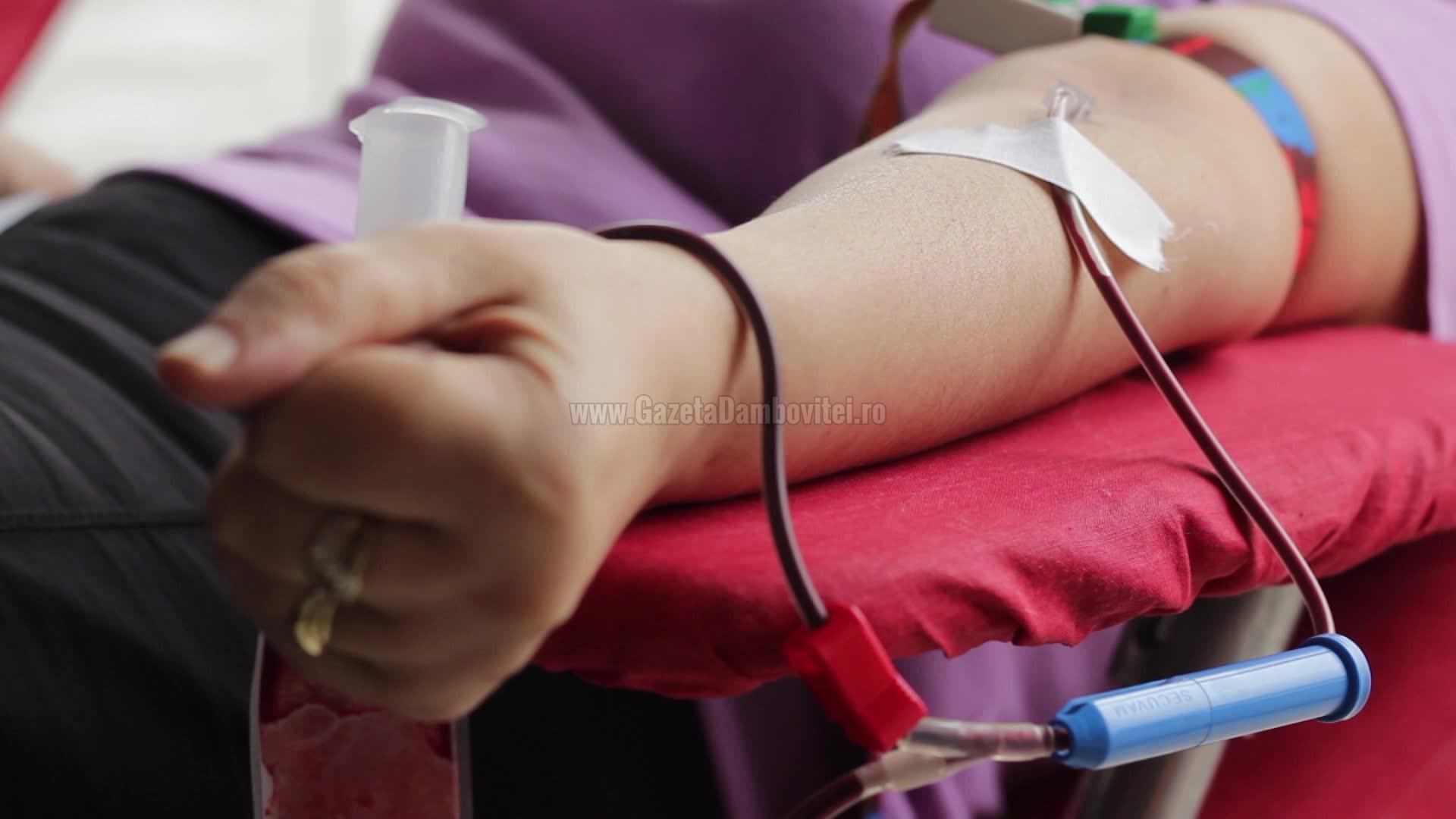 Cu banca de sânge…  în hol! Centrul de Transfuzie Sanguină Dâmbovița cere ajutorul CJD pentru găsirea unui sediu adecvat!