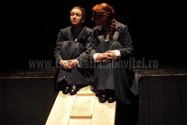 """Pe 1 februarie, la Teatrul """"Tony Bulandra, cuplurile intră cu un singur bilet la """"Furtuna"""""""
