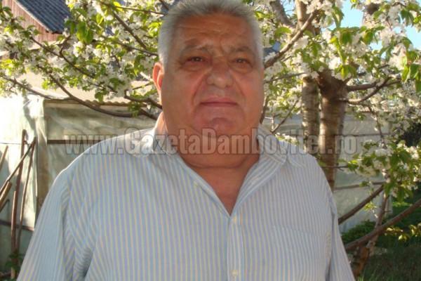 Niță Simion, fostul director al Stațiunii Balneare Pucioasa s-a stins din viață