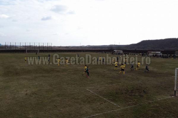 Cronica sportivă de juniorat - Cosmin Sava:  Flacăra Moreni – Arsenal Malu
