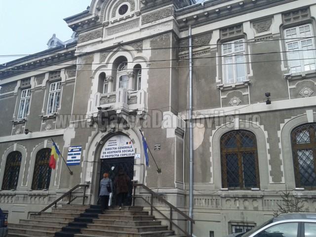 DÂMBOVIȚA: O locuință protejată, pusă  la dispoziția victimelor violenței domestice de către DGASPC
