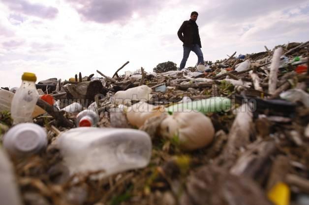 Sancțiune financiară importantă pentru Eurogas Prescom, pentru depozitarea de gunoi fără respectarea contractului cu CJD