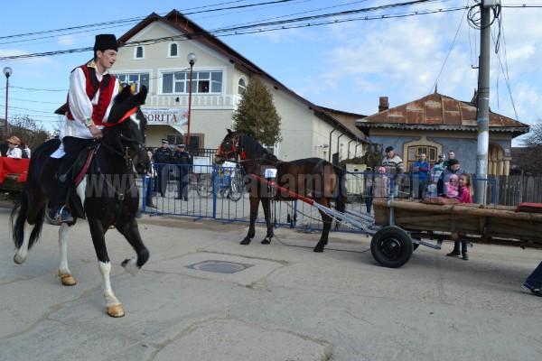 FOTO și VIDEO - Tudorița sau Paștele Cailor, sărbătoarea bulgarilor târgovișteni
