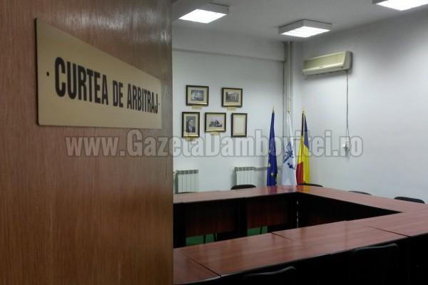 Agenţii economici îşi pot rezolva litigiile la Curtea de Arbitraj a Camerei de Comerţ