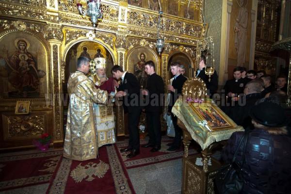 Duminica Ortodoxiei la Catedrala Mitropolitană din Târgovişte