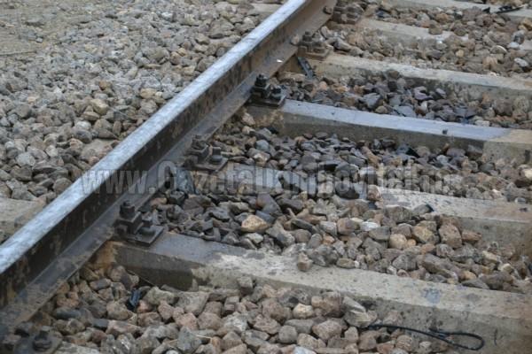 O persoană a fost lovită de tren la Branești. A fost cerut un elicopter SMURD!