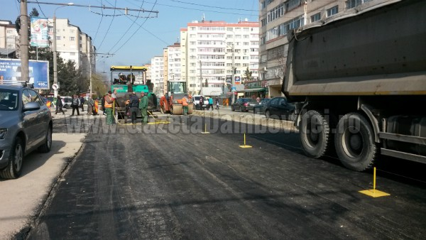 asfalt unirii