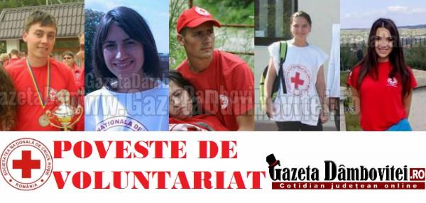 Poveste de voluntariat - O campanie Gazeta Dâmboviţei