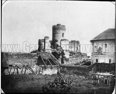 turnul chindie samurcas