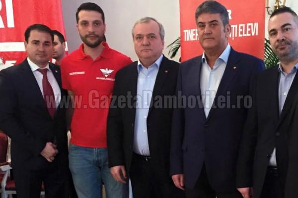 Marți, vicepremierul Gabriel Oprea vine la Târgoviște