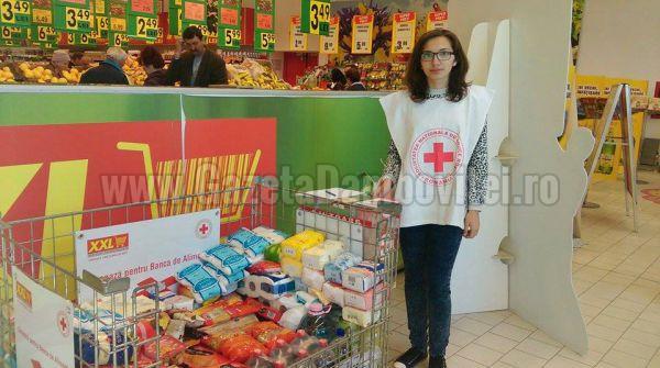 voluntara crucea rosie