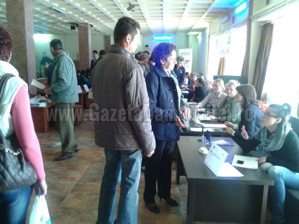 DÂMBOVIȚA: Situaţia şomerilor înregistraţila data de 30 noiembrie 2017
