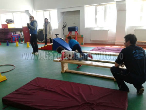 gimnastica down